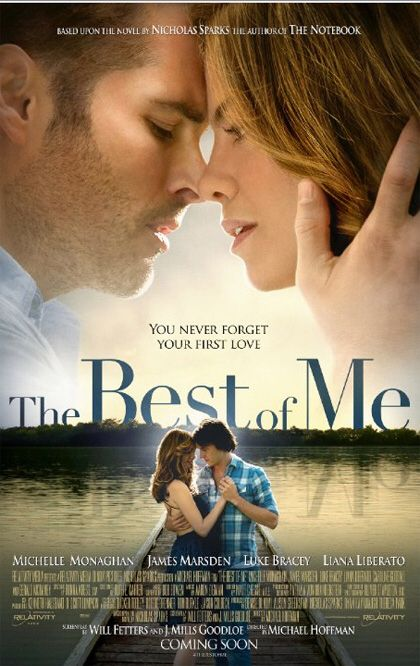 The best of me - M.Hoffman (2014) - *** - set 2016