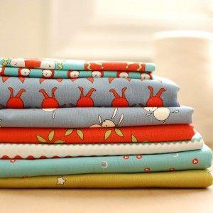 Ric Rac Rabbits Quilt Kit - Warp & Weft | Exquisite Textiles
