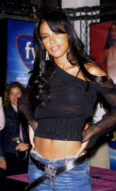 Aaliyah - raised in detroit - RIP