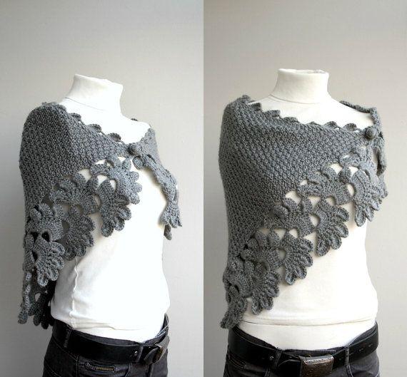 shawl       ♪ ♪ ... #inspiration_crochet #diy GB