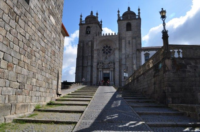 Porto, Portugal - Catedral Sé do Porto