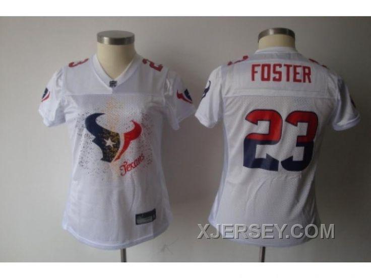http://www.xjersey.com/women-nfl-houston-texans-23-arian-foster-white2011-fem-fan-hot.html WOMEN NFL HOUSTON TEXANS #23 ARIAN FOSTER WHITE[2011 FEM FAN] HOT Only 32.17€ , Free Shipping!