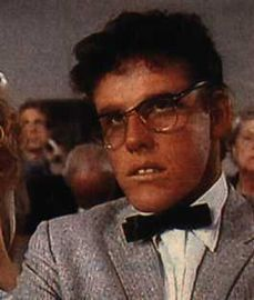 Gary Busey in The Buddy Holly Story