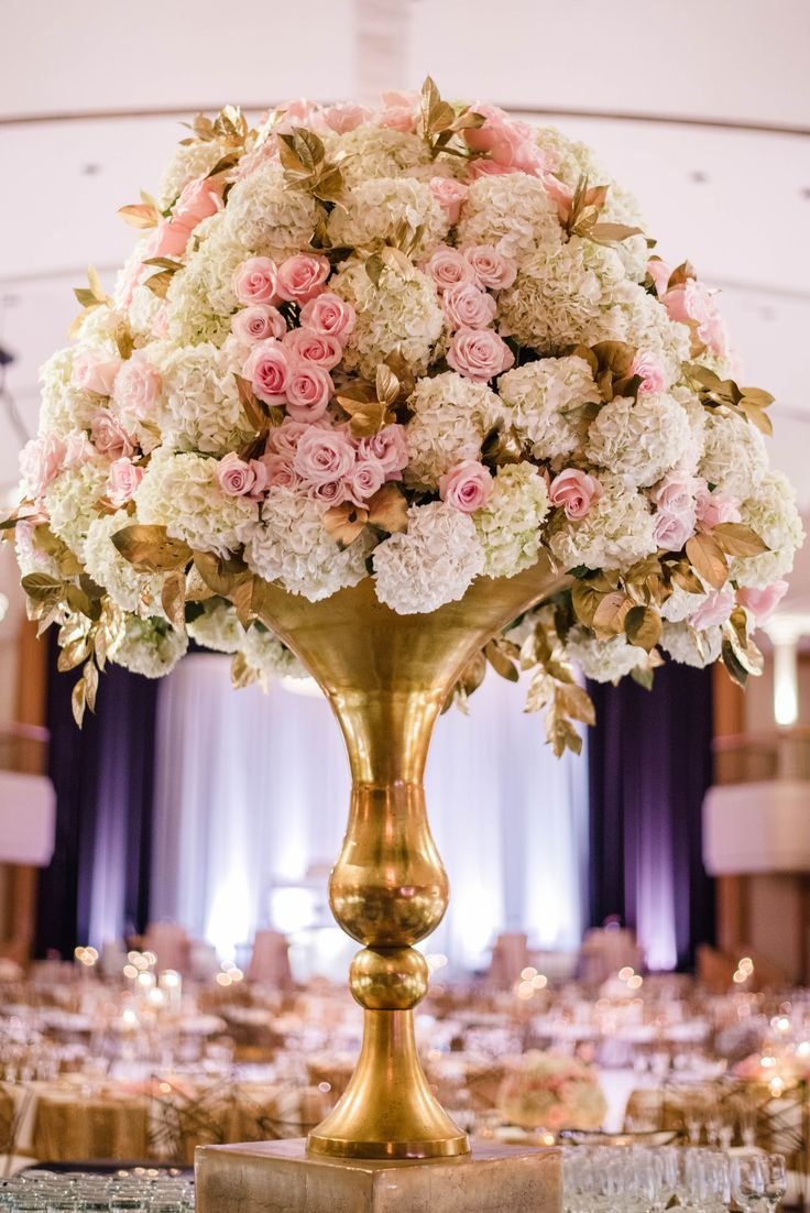 Best 25 Gold Vase Centerpieces Ideas On Pinterest