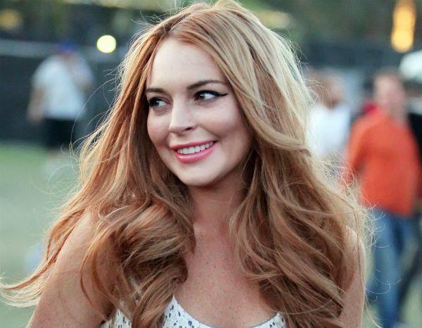 Lindsay Lohan Wants $500k to Promote Energy Drink