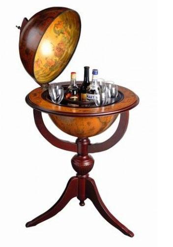wereldbol als bar wereldbol meubels en standarts. Black Bedroom Furniture Sets. Home Design Ideas