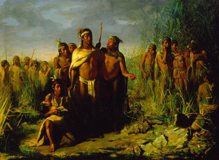 jos u00e9 maria jara  la fundaci u00f3n de tenochtitlan  1889