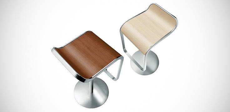 Barstolar Lem av LaPalma, Designer Azumi