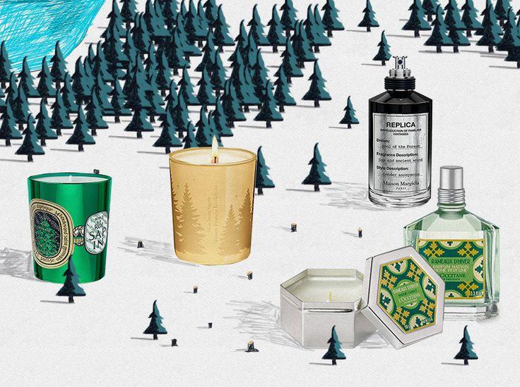 Лучше елки: 8 ароматов для тех, кто против вырубки леса :: Красота :: Внешний вид :: РБК.Стиль