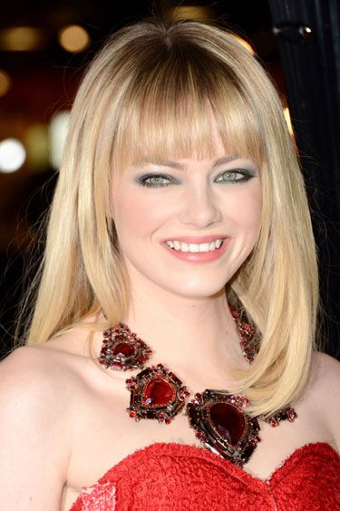 Our 8 Favorite Haircuts for Spring 2013: Emma Stone