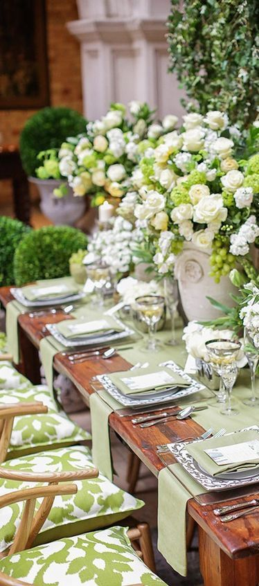 Best 25 elegant table settings ideas only on pinterest for Beautiful table settings for spring