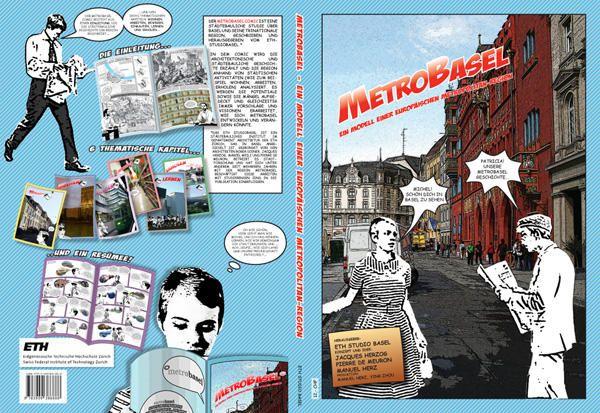 MetroBasel Comic, Manuel Herz Architects