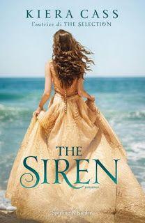 RECENSIONE:  The siren di Kiera Cass vi aspetta nel blog: http://libricheamore.blogspot.it/2016/10/recensione-siren-di-kiera-cass.html