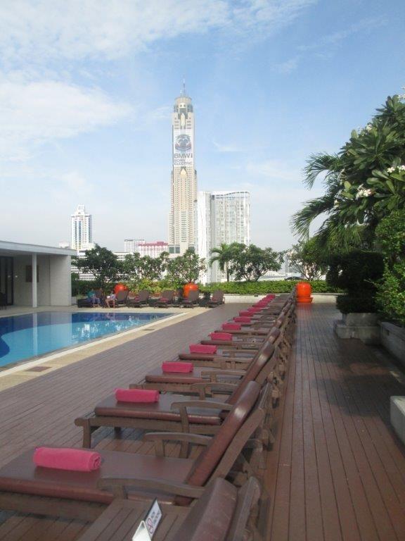 Eastin hotel, Bangkok