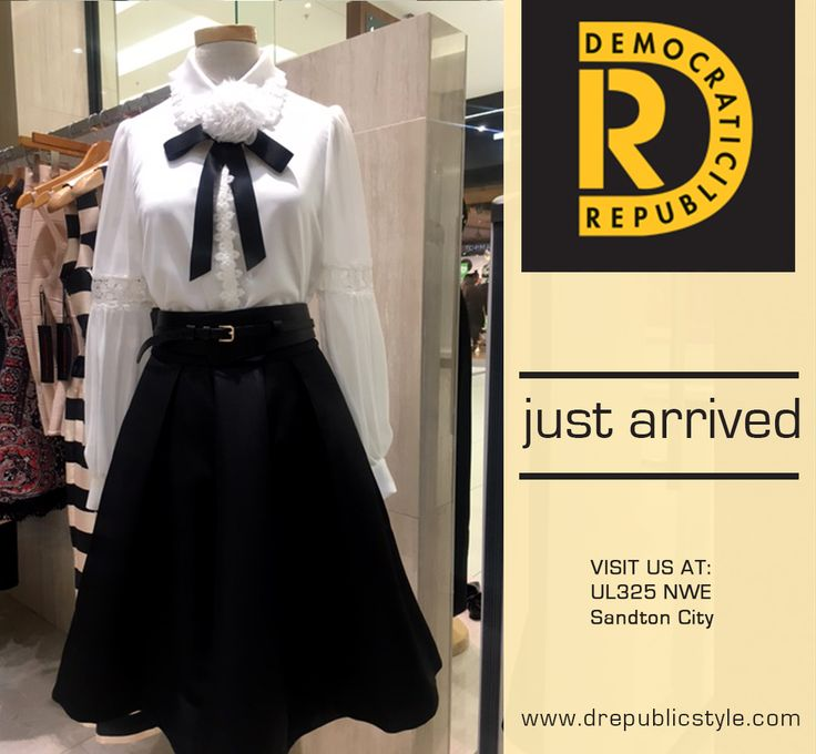 Our clothes are made for your special events, visit us at #DemocraticRepublic Sandton city to find an Outfit that makes you stand out and not blend in!