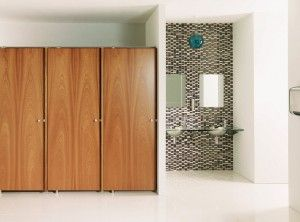 17 best images about commercial restrooms on pinterest - Commercial bathroom partition doors ...