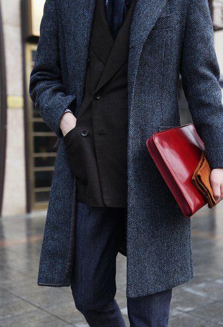 129 best winter coats images on Pinterest | Menswear, Men fashion ...