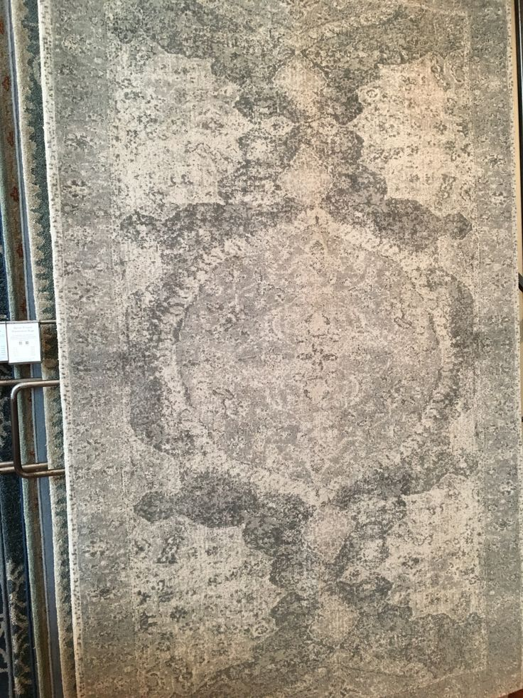 Pottery Barn Barrett Printed Handwoven Rug
