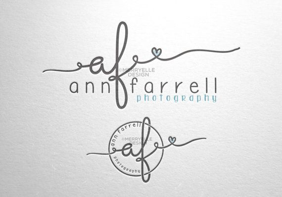Aangepaste handgeschreven logo / handtekening door MerryElleDesign