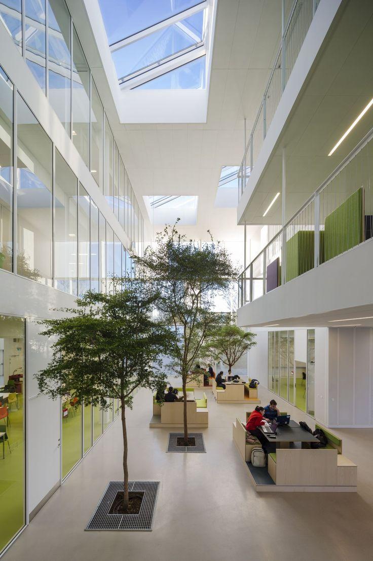 Complexo de Pesquisa e Ensino - DTU Compute / Christensen & Co Architects