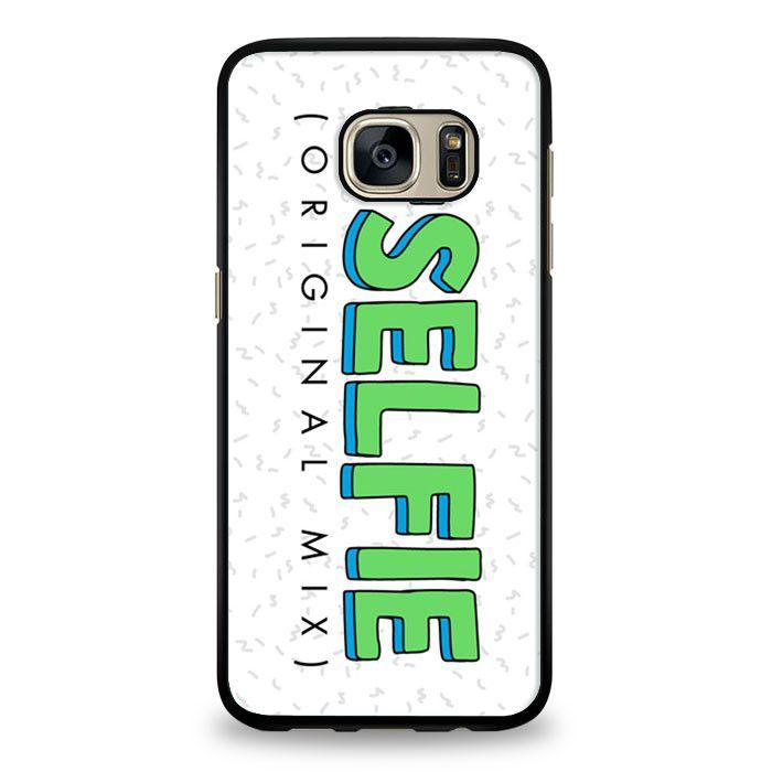 Chainsmokers Selfie Cover Samsung Galaxy S6 Edge Plus Case | yukitacase.com