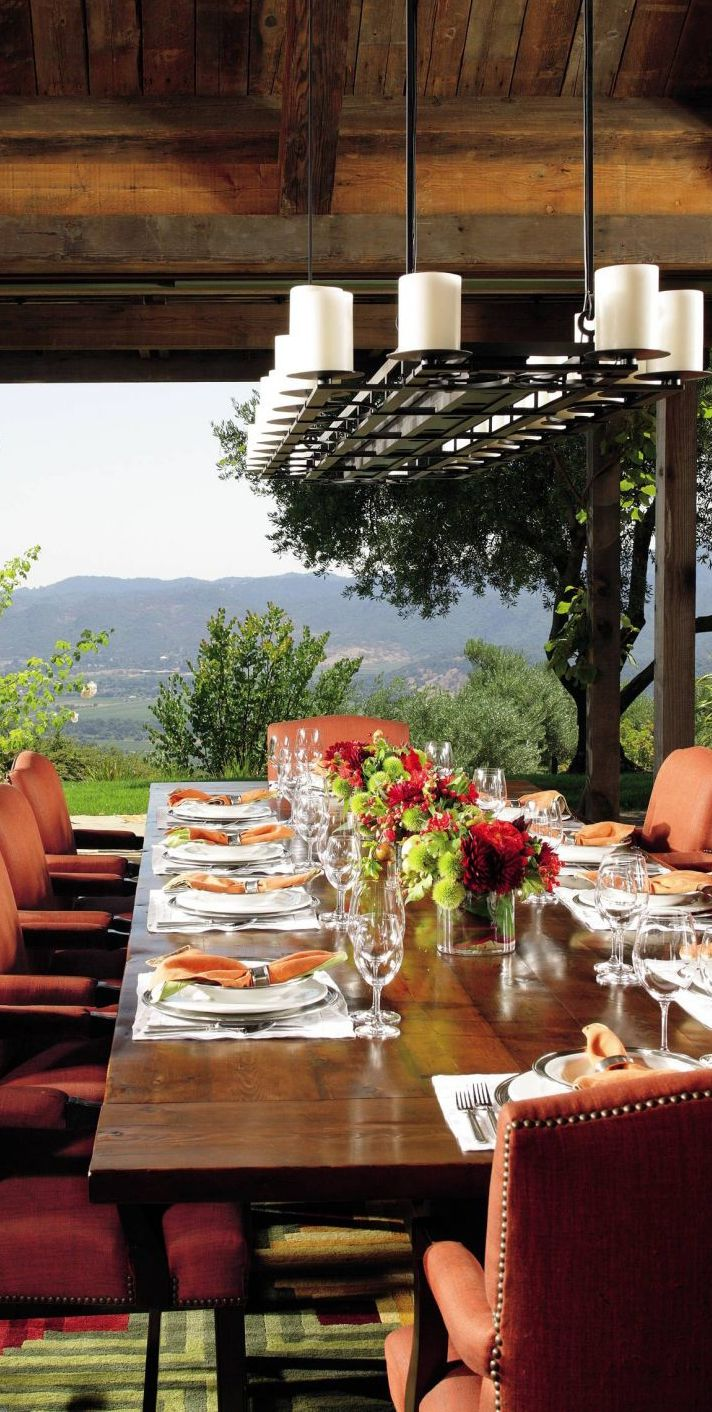 A Napa Valley Dinner Party