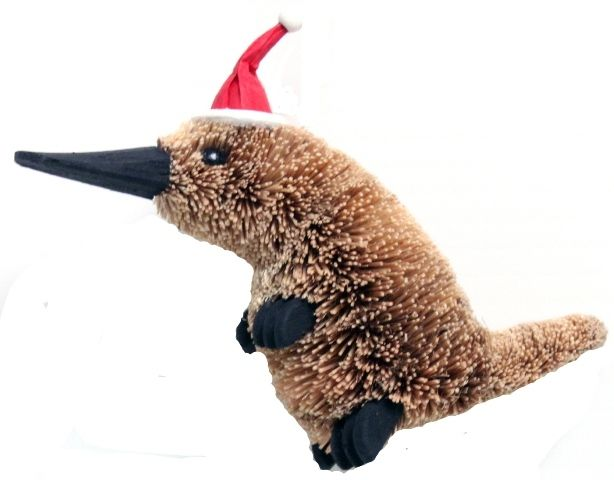 White Apple Gifts Platypus Australian animal Christmas Decorations  http://www.whiteapplegifts.com.au/epages/shop.sf/en_AU/?ObjectPath=/Shops/whiteapplegifts/Products/%22Australian%20Animal%20Christmas%20Decoration%22/SubProducts/XORN-PL