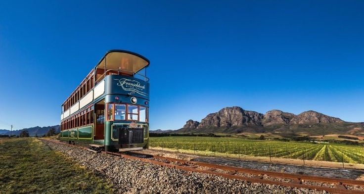 This hop-on-hop-off tour on the Franschhoek Wine Tram is a fun and unique way to experience this breathtakingly beautiful valley.