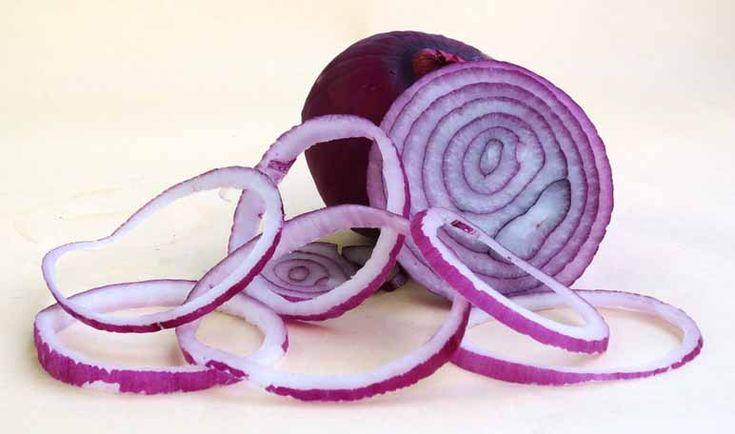 Cebolla para los oídos tapados - Trucos de salud caseros