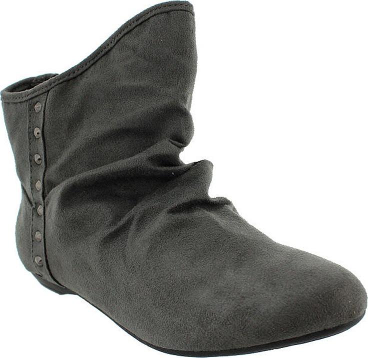 Venus Stud   The Shoe Shed   Venus, Stud, Boot, Arrived, Perfect, Grey   buy womens shoes online, fashion shoes, ladies shoes,