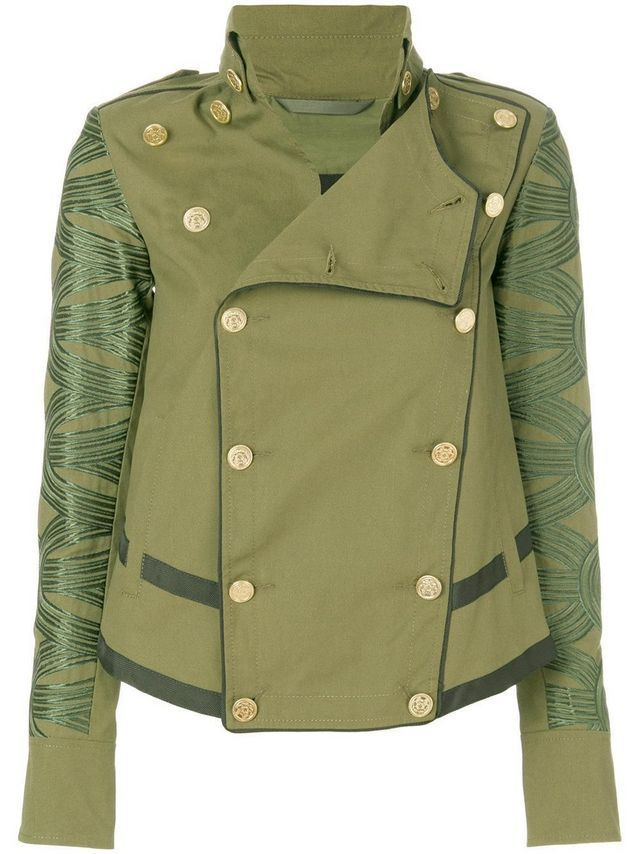 12 Army Jackets to Up Your Streetwear Game