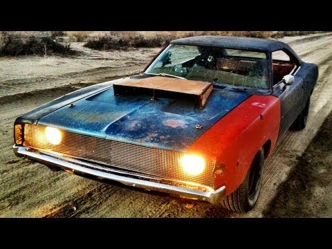 ▶ Dirt Cheap Rat Rod! 1968 Charger Buildup and Thrash - Roadkill Ep. 23 - YouTube  ^^^   ^,