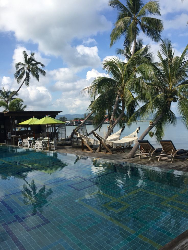 Tango Luxe Beach Villas, Koh Samui (Dec 2015)