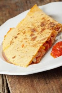 Dr Oz: Hungry Girl Cheeseburger Quesadilla Recipe  Jalapeno Poppers #DrOz #HungryGirl #recipe