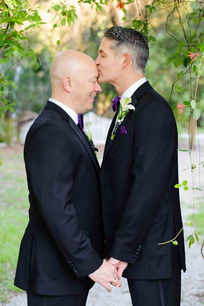 Opposing sides of landmark gay marriage case unite to oppose trump's court pick