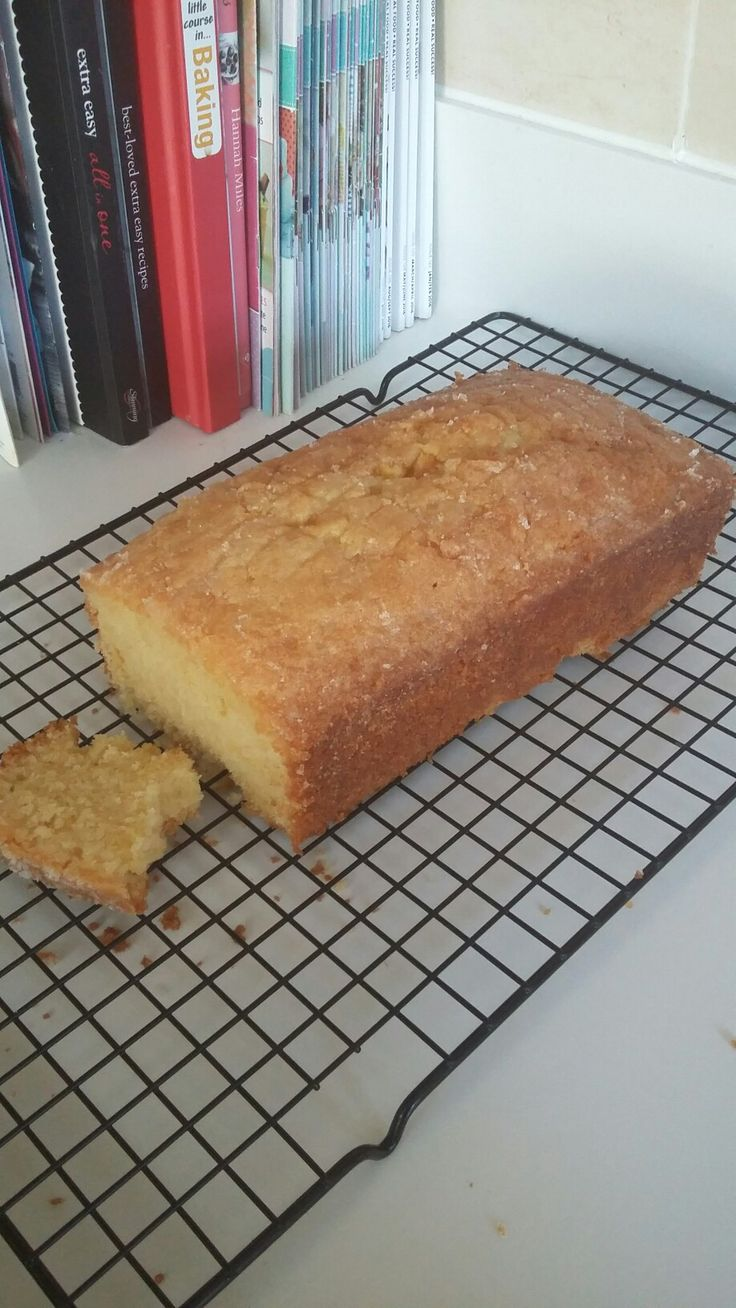 Love a lemon drizzle