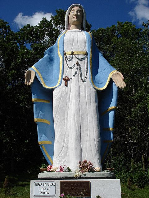 Lady Of The Wayside >> 78 best images about Catholic Shrines on Pinterest | Statue of, The church and Pilgrimage