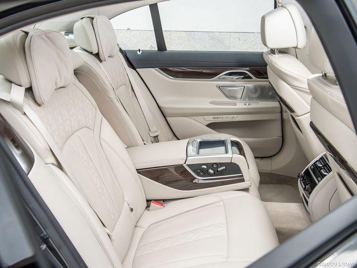 2016 BMW 7-Series 730d - Interior Rear Seats | Wallpaper #242 ...