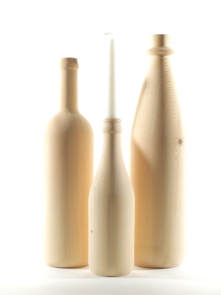 CandleBottles 33cl, Vin and PET