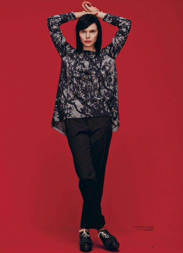 Marimekko Fall 2013: Nook sweater