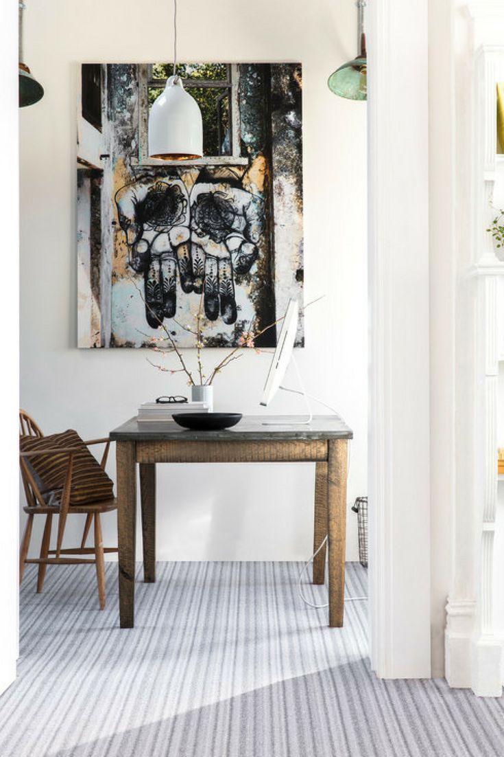 Alternative Flooring Modern House