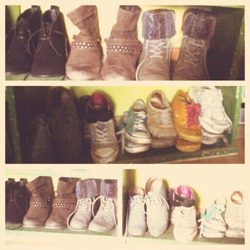 #shoes #diversidad #zapatillas #Converse #love I love it!