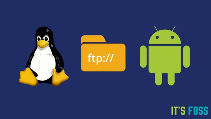 Unleash your inner geek and use FTP to transfer files between Linux and Android.