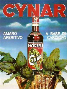 Vintage Italian Posters ~ #illustrator #Italian #vintage #posters ~pubblicità cynar - Cerca