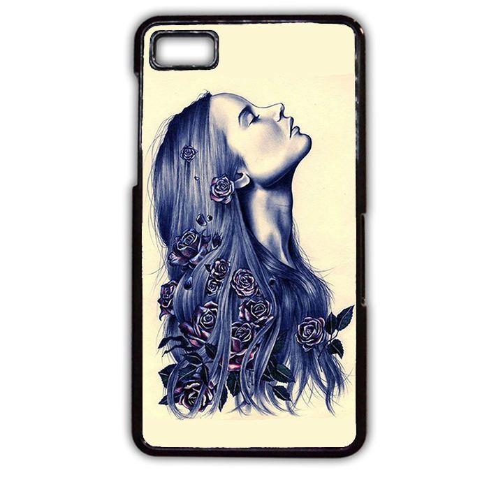 Flower Girl TATUM-4299 Blackberry Phonecase Cover For Blackberry Q10, Blackberry Z10 – Laura lancis urbano