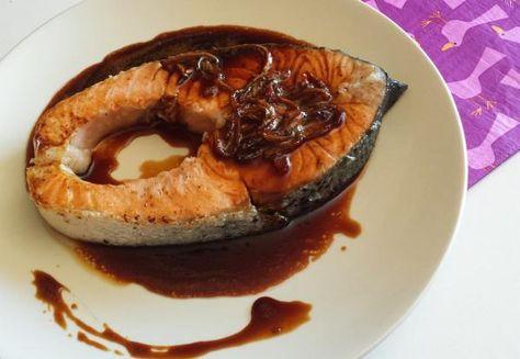 Aprende a preparar salmón con salsa de soja y miel con esta rica y fácil receta. El salmón con salsa de soja y miel es una receta muy sencilla que tienes que probar....