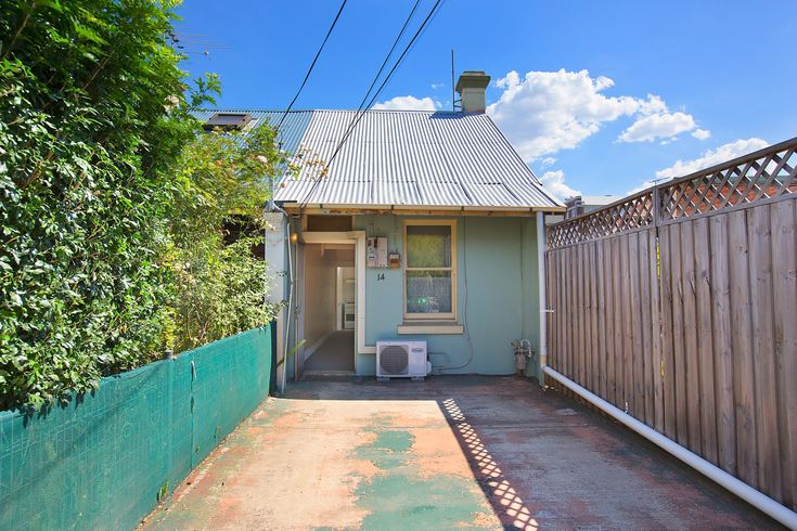 Period terrace with renovation potential - 14 Pritchard Street Marrickville at Pilcher Residential