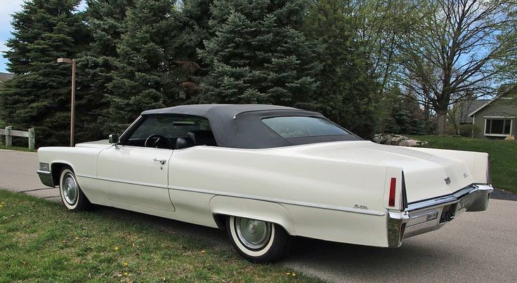 1970 Cadillac Deville convertible | Flickr - Photo Sharing!