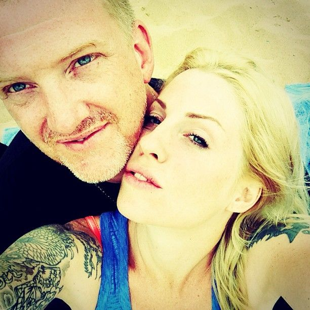 Brody Dalle Amp Josh Homme
