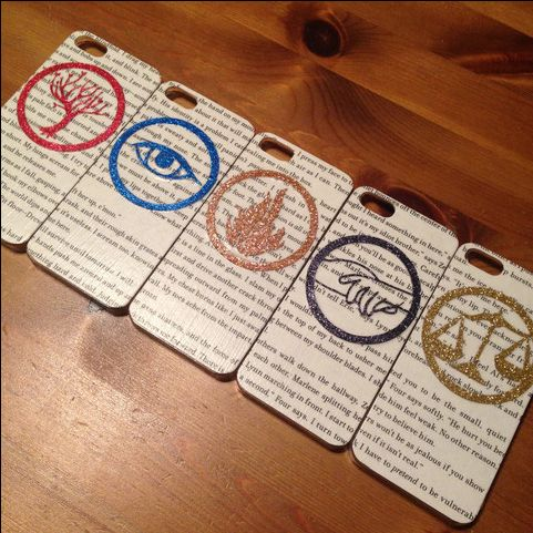 HANDMADE Divergent Inspired FACTION Cases! . .  iPhone iPod Phone Android Samsung Galaxy Phone Cases MADE BY HAND  TheSorcerersPhone . .  FOLLOW @TheSorcerersPhone on Instagram!